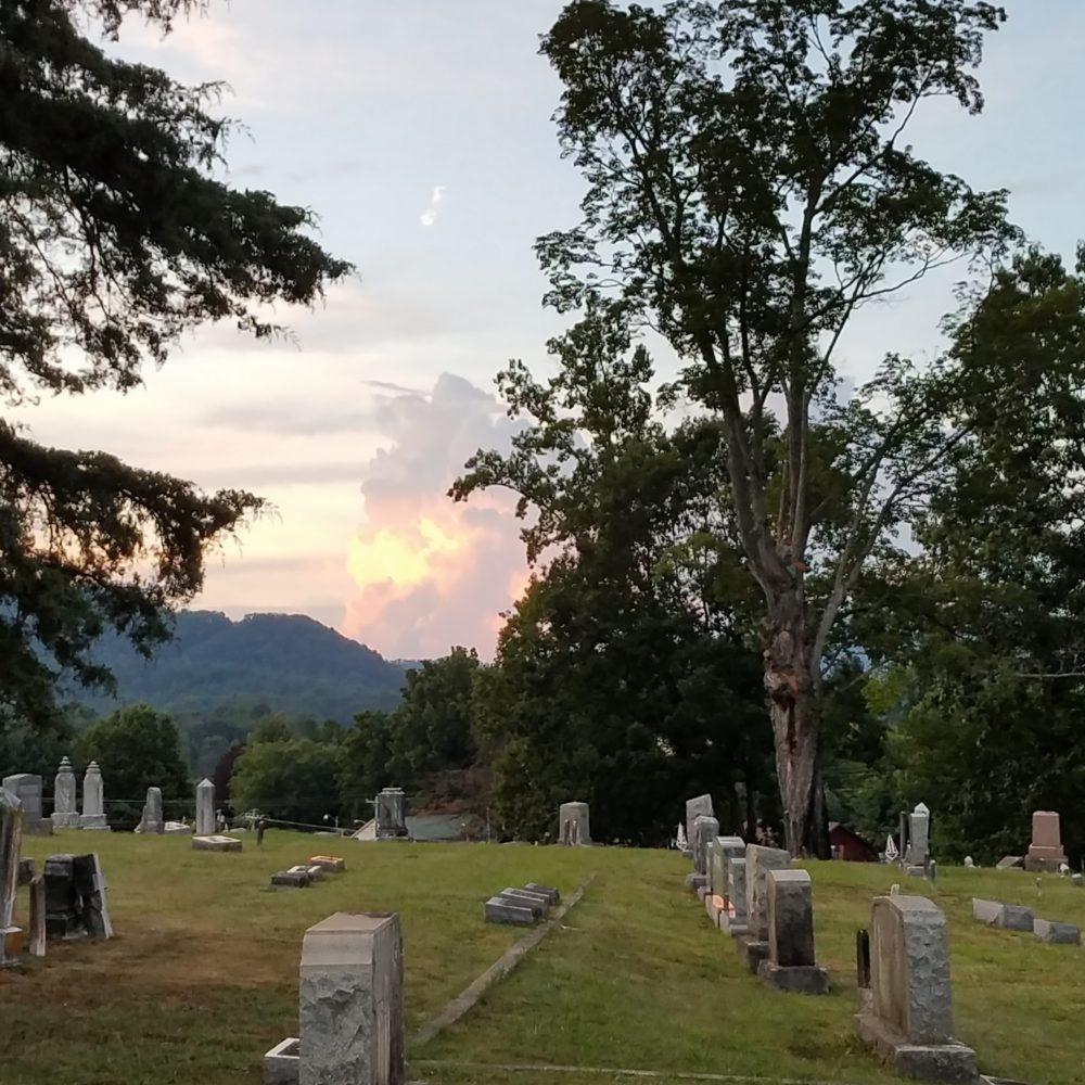 Guest Post - Graveyard