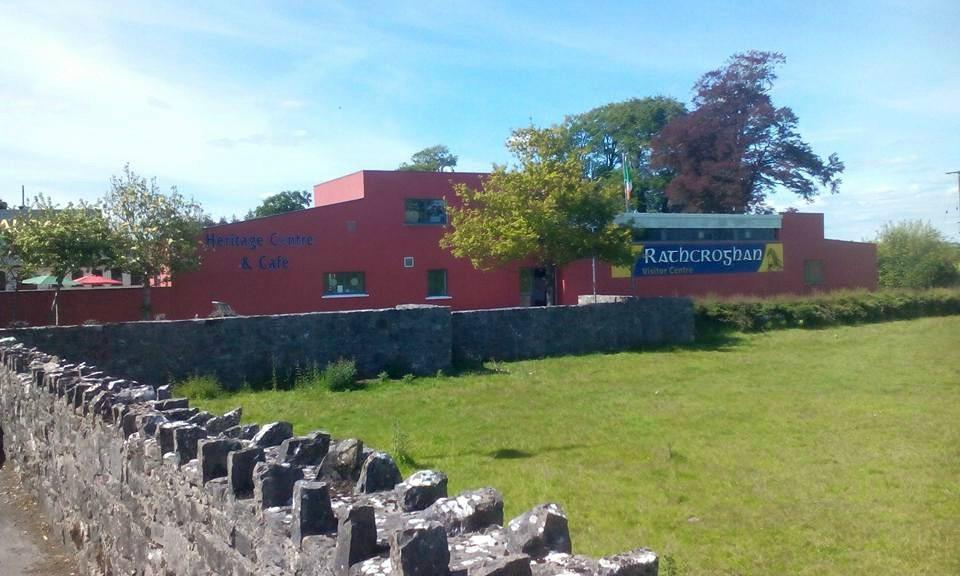 rathcroghan visitor centre in tulsk county roscommon