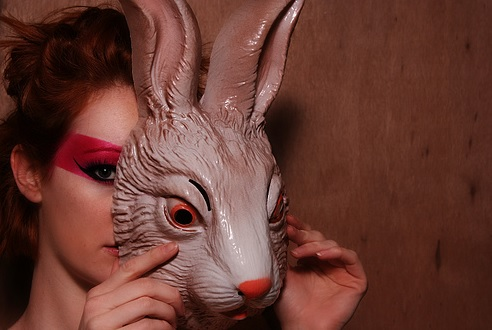 The red haired hare