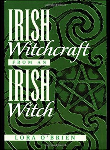 Irish Witchcraft from an Irish Witch - Original Cover