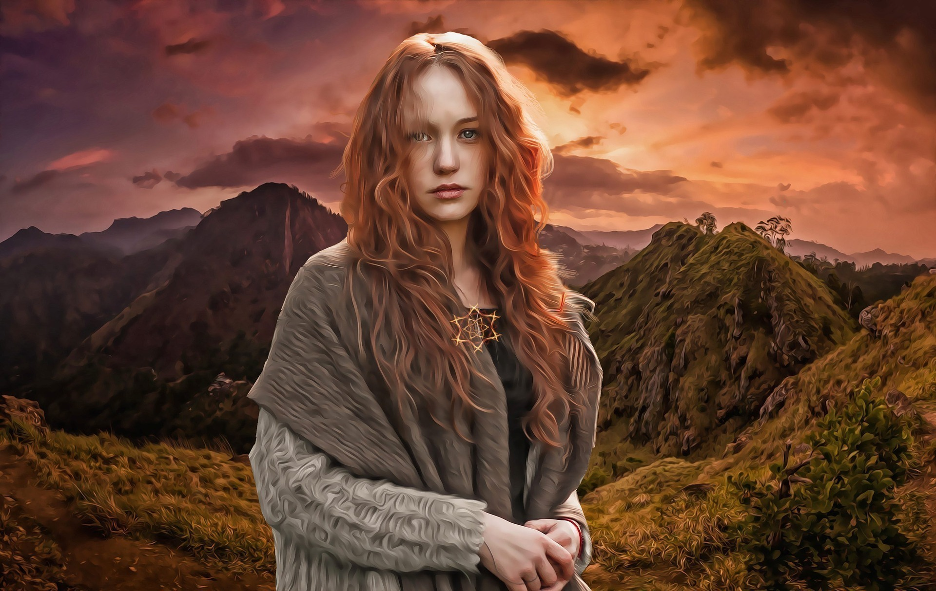 Irish Gods and Goddesses - Áine - Pagan Celtic Mythology