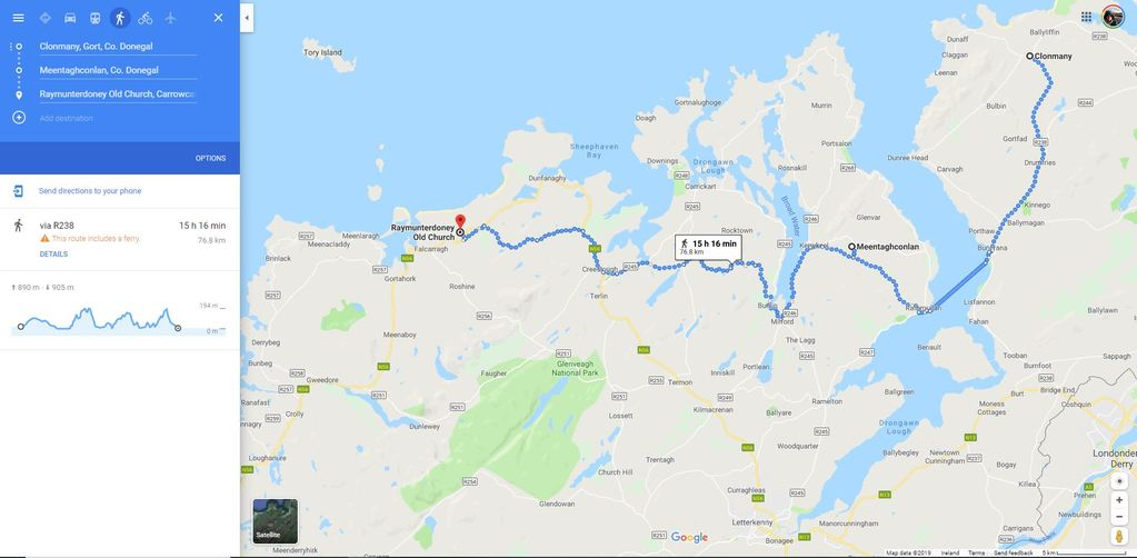 Medbs-Heap-Sites-in-Donegal-on-Google-Maps